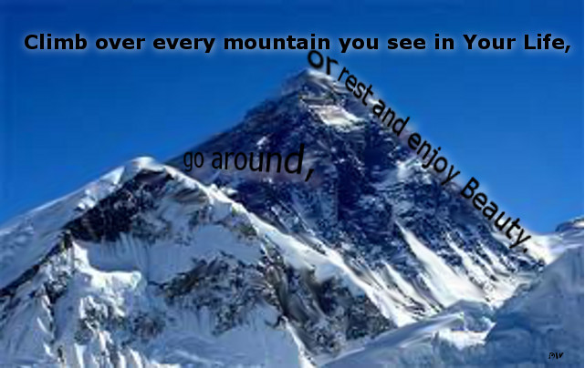 Enjoy Your Mountains