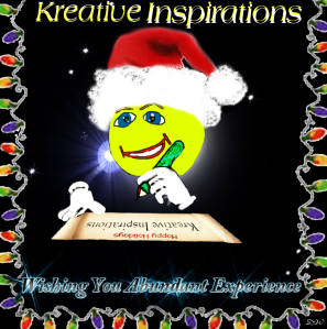 Kreative Inspirations (Christmas Logo)